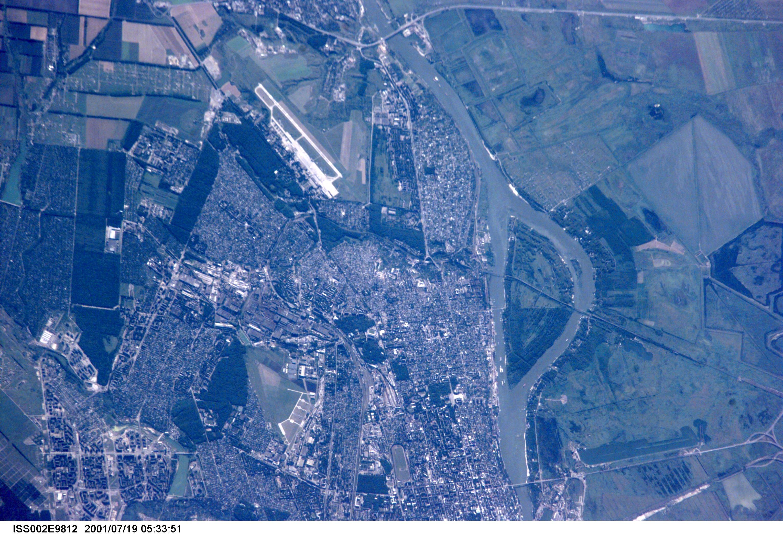 Фото из космоса ростова для создания